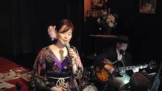 2017年3月30日(木)万砂子ソロライブ 湯島 ライブ カスターにて 万砂子(V...