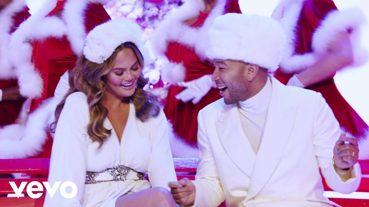 A Legendary Christmas.John Legend Bring Me Love Live From A Legendary Christmas With John And Chrissy