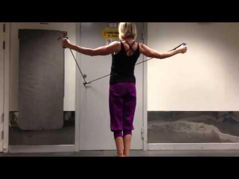 gummiband träning