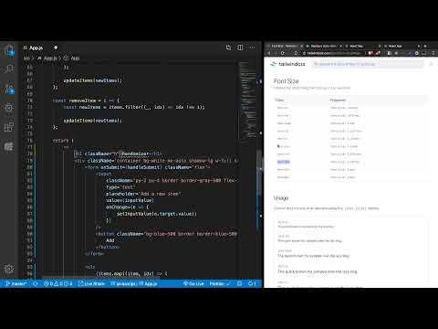 Live Stream - Building a ReactJS App from Scratch
