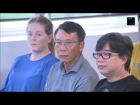 Video buổi tọa đàm của ông Thuận Phạm - Tổng Giám đốc Công nghệ Uber toàn cầu