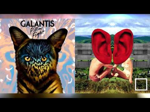 Clean Bandit, Galantis & Zara Larsson - Pillow Fight/ Symphony