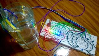 Water Level Indicator DIY