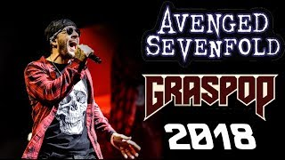 Video Avenged Sevenfold - Live @ Graspop 2018 download MP3, 3GP, MP4, WEBM, AVI, FLV Agustus 2018