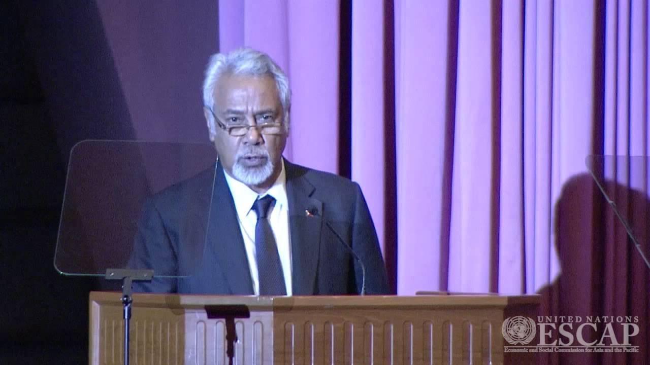 Analice Nicolau Xvideos escap 69th commission session: h.e. mr. kay rala xanana gusmão, prime  minister of timor-leste