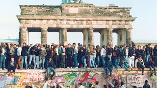 Life after the fall of the Berlin Wall
