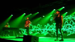 """04 """"Me voy"""" - CAMILA ¬ McAllen, TX (USA) - Pharr Events Center (08.09.2011)"""