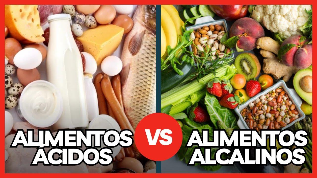 dieta alcalina definición