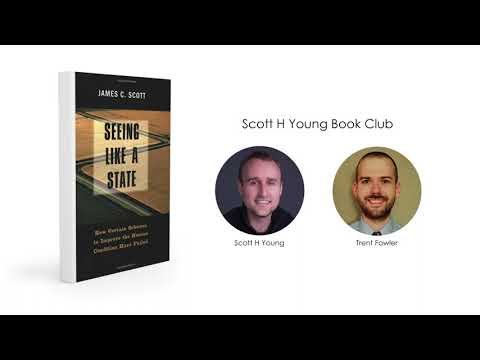 Seeing Like A State   (Book Club, January 2018)