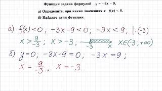 Функции и их свойства #2