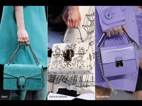Модные сумки италии 2017