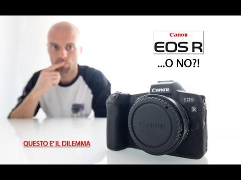 Canon Eos R...SI o NO?!