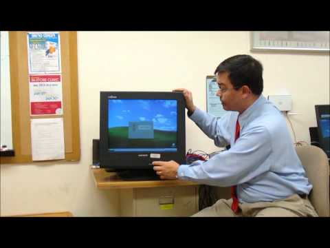 Tech Support: How to Degauss a CRT Monitor