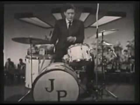 The Jack Parnell Orchestra with Bob Adams on the Saxophone