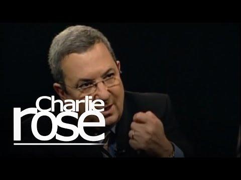Ehud Barak | Charlie Rose
