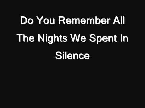 Richard Marx Endless Summer Nights Lyrics