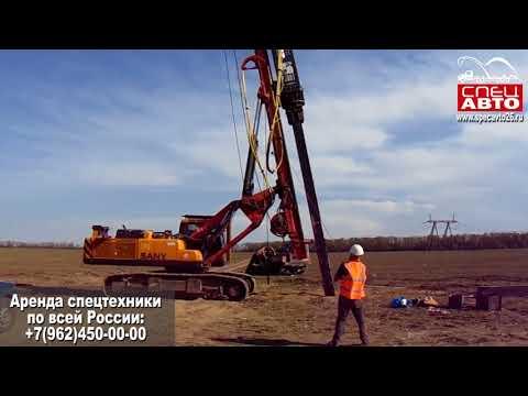 Прокладка электролинии на трассе Невинномысск - Моздок