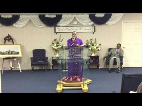 It's A Serious Stand - Luke 9:23-27 - Bishop Will Stewart