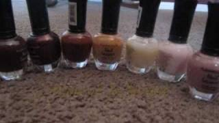 Nail Polish Collection Klean Color & others Thumbnail