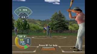 Sammy Sosa Softball Slam ... (PS1) 60fps