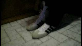 Freddie Mercury shoes Magic Tour