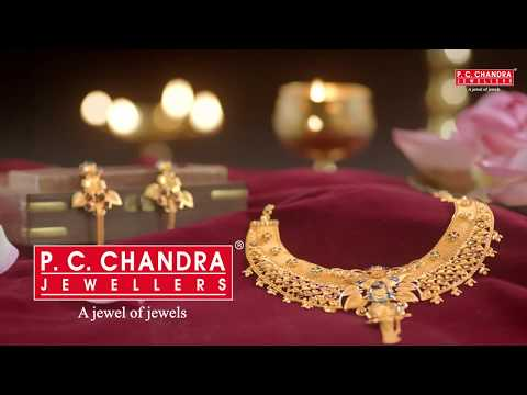 P.C. Chandra Jewellers- a wide range of jewellery collection