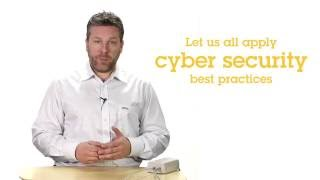 Axis Communications' Academy 60 seconds – Cyber Security