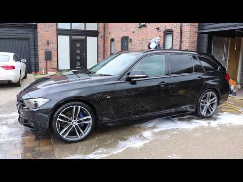 BMW 3 Series Touring Shadow First Edit
