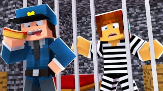 Minecraft: IMPOSSIBLE ESCAPE FROM BEDROCK PRISON!
