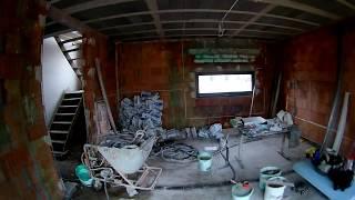 Zapraszam na film budowa domu ZX59 S04E14 odc 1 tynkowanie ;)