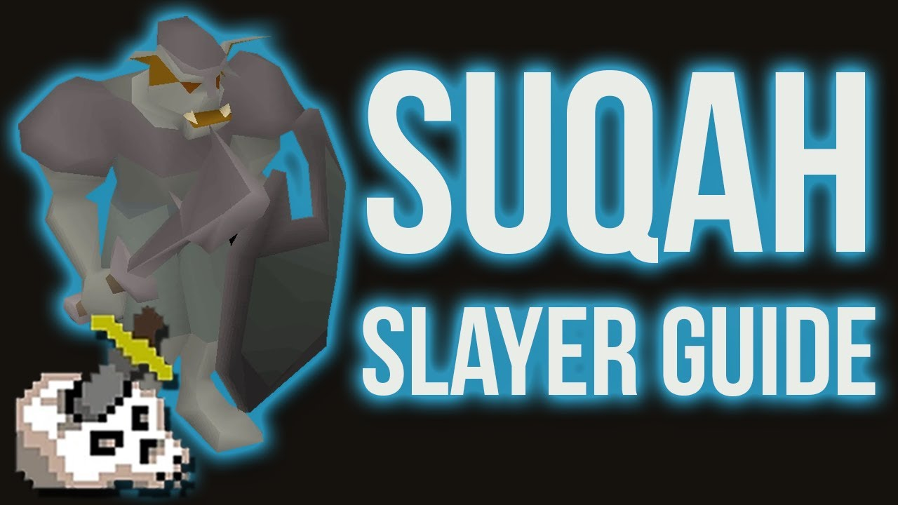 Download OSRS Suqah Slayer Guide 07 - Melee Setup + Cannon (May 2019)