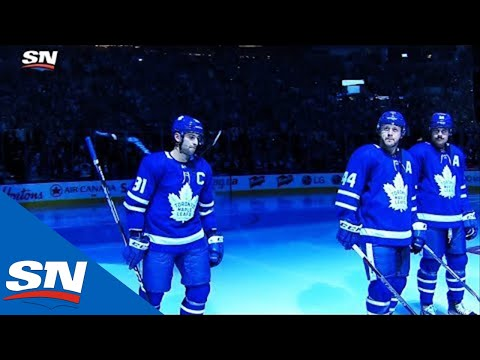 John Tavares Named 25th Captain In Maple Leafs Franchise History
