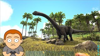 Ark Survival Evolved Ragnarok Update GTX 1080 TI Epic Settings 1080p Frame Rate Performance Test