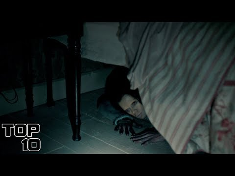 Top 10 Scary Sleep Over Stories - Part 2