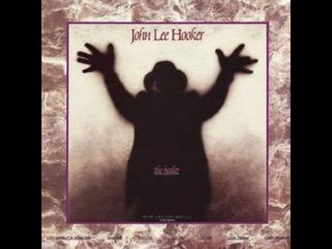 JOHN LEE HOOKER  THE HEALER FULL ALBUM