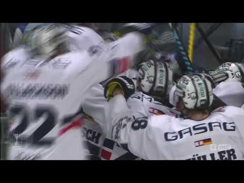 Series Winner: Charles Linglets 2:1 OT Tor in Mannheim