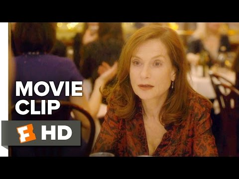 Thumbnail: Elle Movie CLIP - How About We Order? (2016) - Isabelle Huppert Movie
