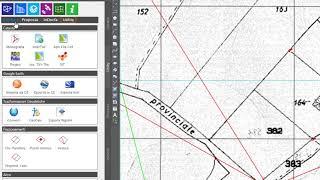 Come importare Libretto da Pregeo e assegnare una mappa catastale