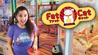 Exploring Fat Cat Arcade in Singapore!!!