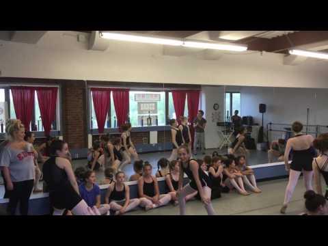 Ballet 5 Recital Piece