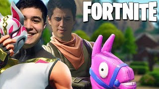 THE RAÍZ DUO IS REAL!!! Ft. ArmaX FORTNITE OF THE CUBS
