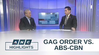 Ex-PH Supreme Court Spokesman: ABS-CBN gag order unlikely | Matters of Fact