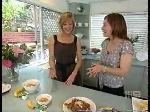 Amanda Clark discusses Portion Perfection on Brisbane Extra