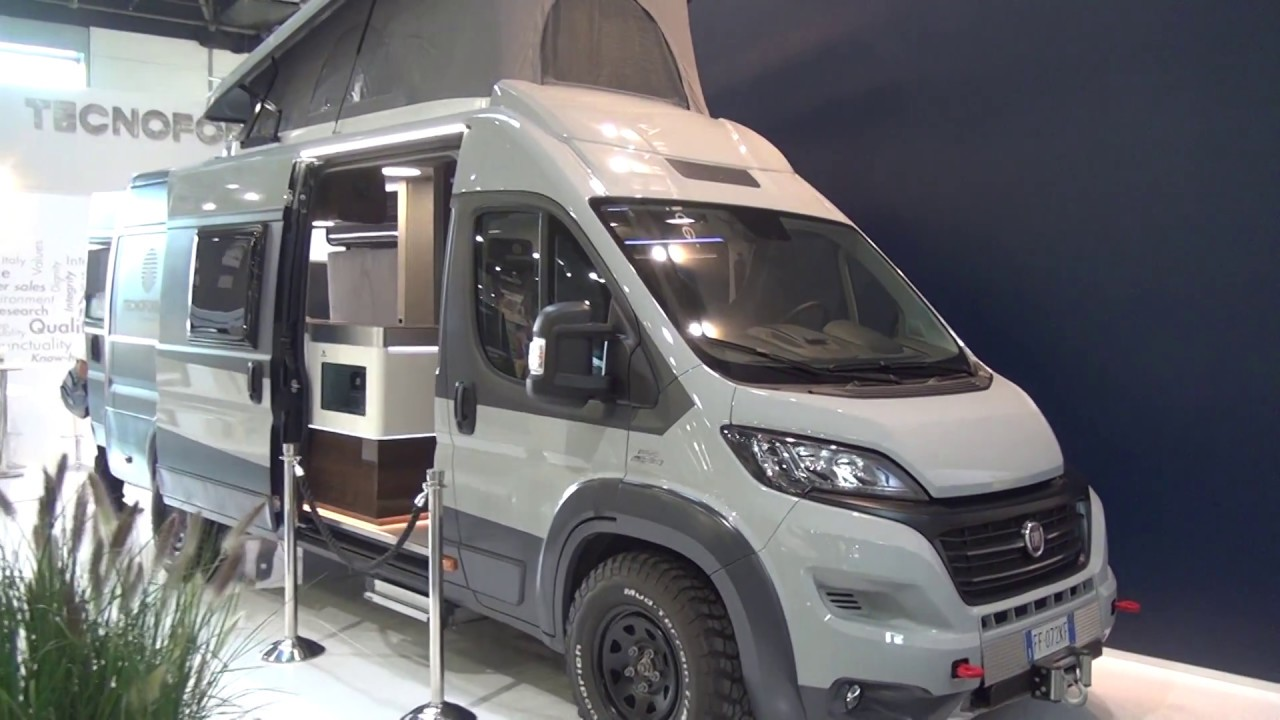 motorhome furniture from tecnoform in fiat ducato 4x4 youtube. Black Bedroom Furniture Sets. Home Design Ideas