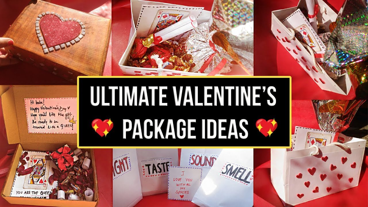 Ultimate Valentine S Packages For Him Her Perfect