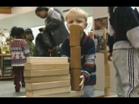 Foundations: The value of block play