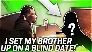I SET AR'MON UP ON A BLIND DATE!!!! (WITH HIS EX)