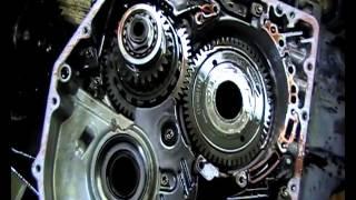 Вольво С 80 как снять АКПП,ремонт АКПП/Volvo S 80 removing the gearbox