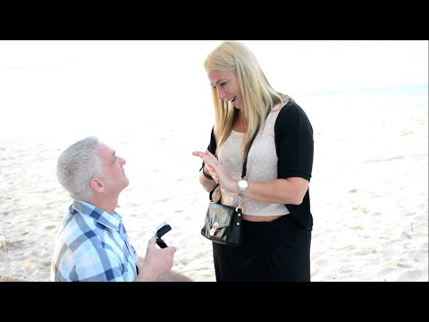 St. George, Grenada Marriage Proposal Video