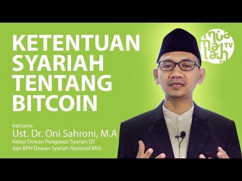 Ketentuan Syariah Tentang Bitcoin